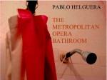 Poster for The Metropolitan Opera Bathroom