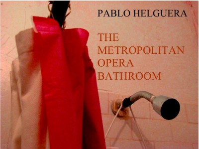 Poster for The Metropolitan Opera Bathroom