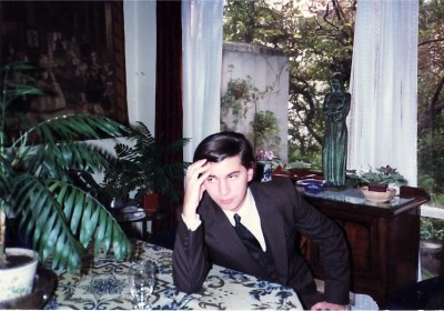 LIH in Mexico City, c. 1987