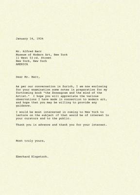klopstock-letter