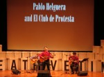 pablo helguera and el club de protesta