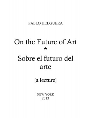 On the Future of Art cover