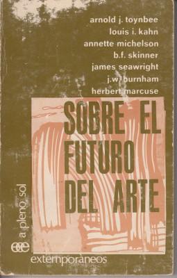 Sobre el futuro del arte